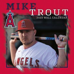 Mike Trout 2021 Calendars