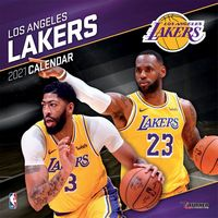 Los Angeles Lakers 2019 Calendars