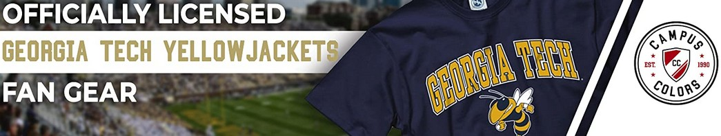 Georgia Tech Yellow Jackets Fan Gear