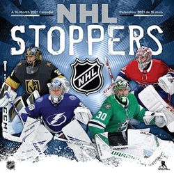 NHL Stoppers 2021 Calendar